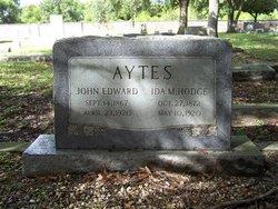 Ida Mary <i>Hodge</i> Aytes