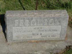 Ben B Ferguson