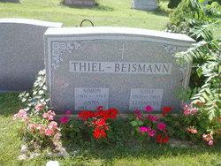 Elisabeth <i>Thiel</i> Beismann