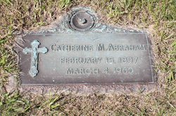 Catherine M Abraham