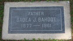 Badea J. Bahoot