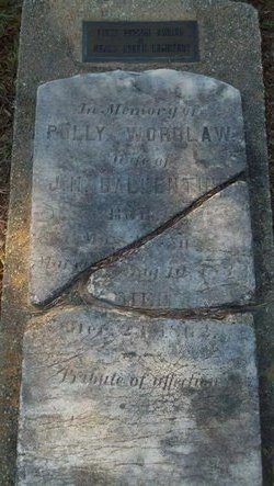 Polly <i>Wardlaw</i> Ballentine