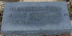 Hilda <i>Hennig</i> Cohen