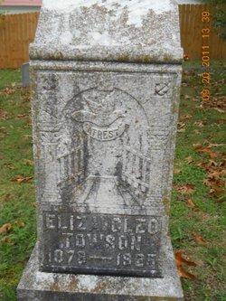 Eliza Cleo <i>Rawlston</i> Towson