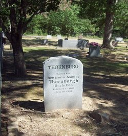 Thornburg Cemetery