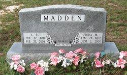 Flora <i>Benson</i> Madden