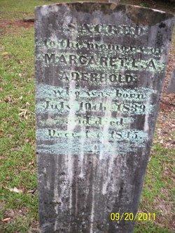 Margaret Lucy Ann Aderhold