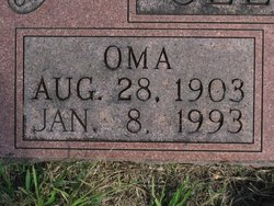 Oma Omie <i>Phillips</i> Clements