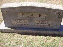 Paris Crystal <i>Boone</i> Blair
