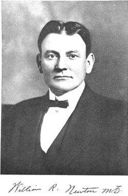 Dr William Rowland Newton, Sr