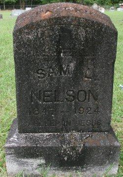 Samuel Lee Nelson
