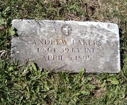Sgt Andrew J. Akers