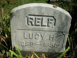 Lucy <i>Boston</i> Relf