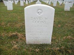 David W Coons