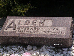 Everard Roderic Skip Alden