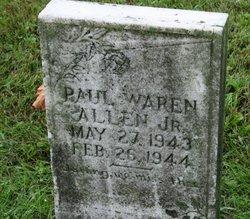 Paul Warren Allen, Jr.