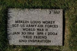 Merlin Louis Morey