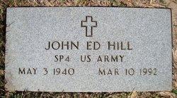 John Ed Hill