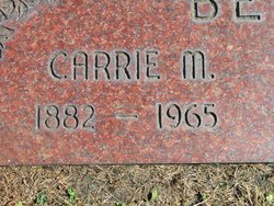 Carrie <i>Munroe</i> Bean