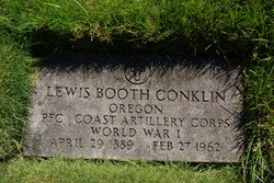 Lewis Booth Conklin