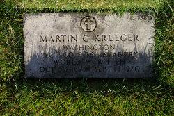 Martin Charles Krueger