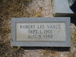 Robert Lee Vance
