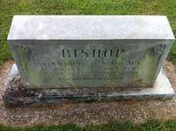 Nellie Mozelle <i>Strayhorn</i> Bishop