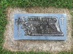 Octavia <i>Huffines</i> Bishop
