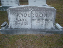 Albert Franklin Anderson