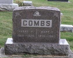 Mary Etta <i>Morgan</i> Combs