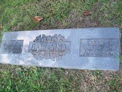 Sarah Catherine <i>Zumwalt</i> Ballard