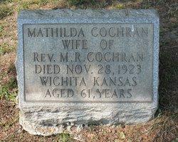 Matilda A. <i>Hays</i> Cochran
