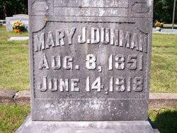 Mary J Dunman