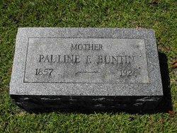 Pauline <i>Miller</i> Buntin