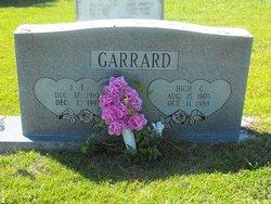 Dicie Caroline <i>Gregg</i> Garrard