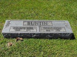 Elizabeth <i>Webb</i> Buntin