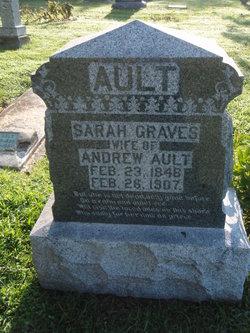 Sarah <i>Graves</i> Ault