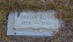 Susan Onelia <i>Sutton</i> Bunn