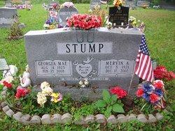 Mervin Alston Stump