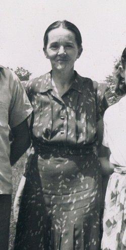 Annie Lee <i>Stallings</i> Harrison