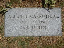 Allen Higgins Carruth, Jr