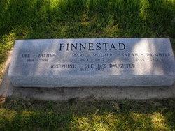 Dina Josephine Finnestad