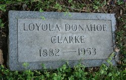Loyola <i>Donahoe</i> Clarke