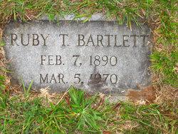 Ruby Mae <i>Tipton</i> Bartlett