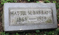 Hattie May <i>Blackwood</i> Barratt