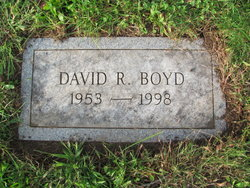 David Richard Rick Boyd