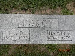 Ina <i>Daniels</i> Forgy