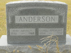 Ethel Fremont Anderson