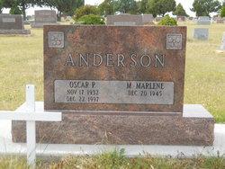 Oscar Anderson