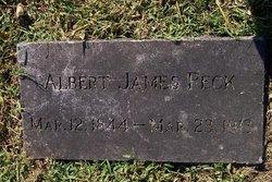 Albert James Peck